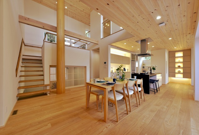 温もりのある木の家に住みたい!木材の特徴とメリット・デメリット
