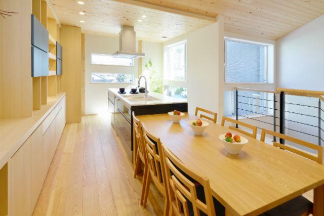 家事や育児がしやすい家づくりのポイント