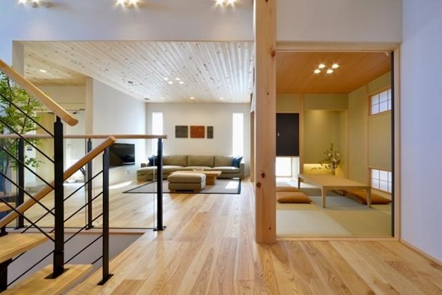 木の家の内装と和モダン!インテリアテイストにはどんなものがある?