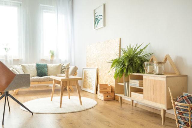 木の家に合わせたインテリアに。木製家具のすすめ