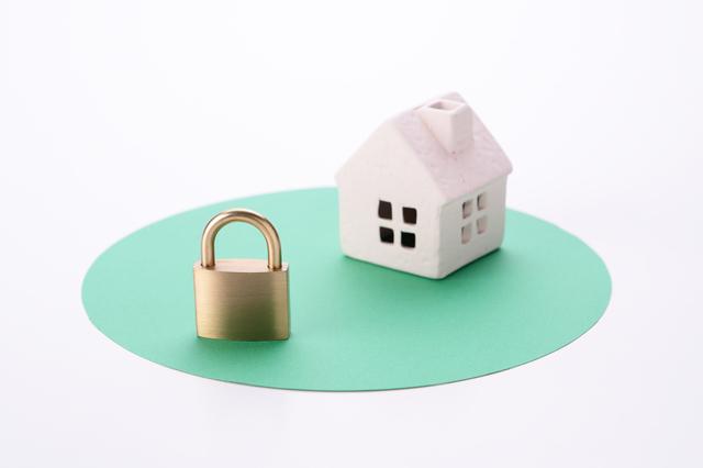大切な暮らしを守る、一戸建て住宅のセキュリティ対策
