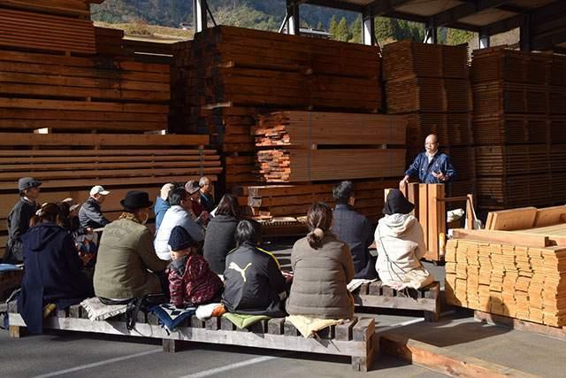 【木曾ひのき体験ツアー参加レポート】歴史ある「妻籠宿」と木曾ひのき製材工場を巡るバスツアー