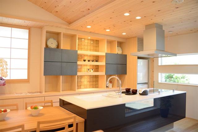 注文住宅でキッチンのインテリアにこだわり理想の空間に