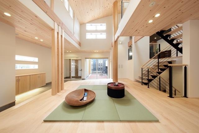 小物にもこだわって。木の家の内装を考える際のポイント